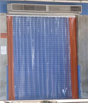 Strip Doors Industrial Doors Air Curtains And Commercial Doors By Cci Cool Curtain